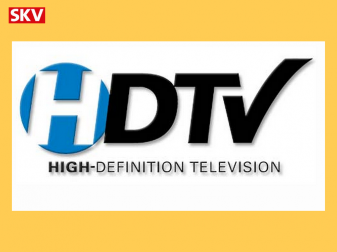 HD TV via SKV